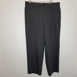 GIORGIO ARMANI Gray Wool Slack Dress Pants Size 36